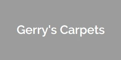 Gerry's Carpets Logo