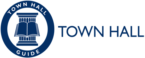 Town Hall Guide logo
